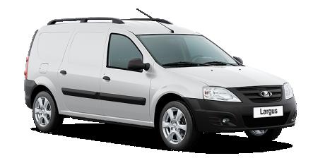 ЛАДА Ларгус фургон CNG 1.6 л 16-кл. CNG, 5МТ / Comfort