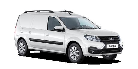 ЛАДА Ларгус фургон 1.6 л 8-кл. (90 л.с.), 5МТ / Classic / Start Plus